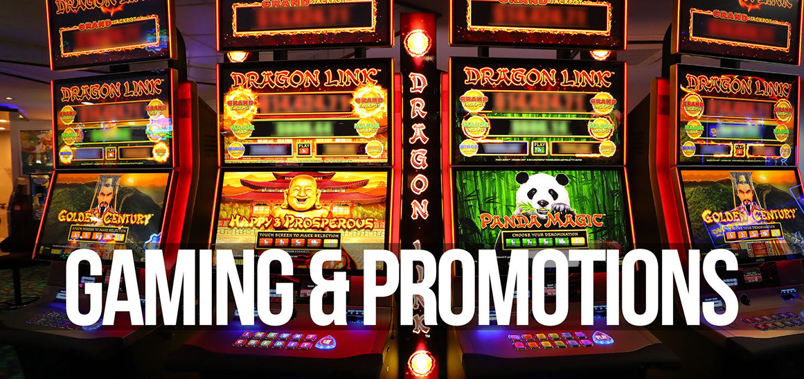 gaming and promotions big